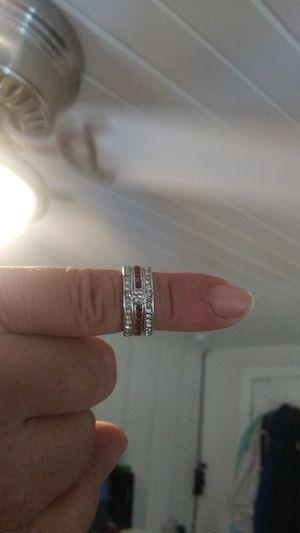 3 ring set sterling silver for Sale in OCEAN BRZ PK, FL