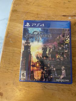 Brand new kingdom hearts 3 (PS4) for Sale in Miramar,  FL
