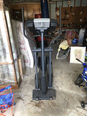 Elliptical- Nordic track cx925-Pickup only for Sale in Colonial Heights, VA