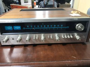Pioneer Vintage SX-727 Stereo Receiver Beautiful piece for Sale in Tucker, GA