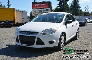 2012 Ford Focus for Sale in Bothell, WA