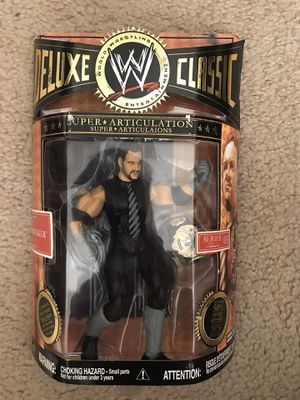 Undertaker Deluxe Classic RARE action figure for Sale in Lowell, MA