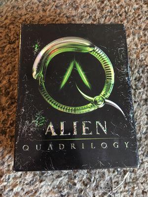 Alien Quadrilogy DVD Set for Sale in Oklahoma City, OK