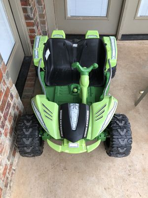 Power wheels double seat car for Sale in Cache, OK