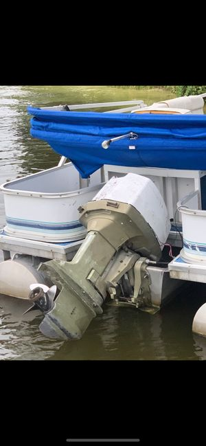 1980 Johnson 85hp 2 stroke outboard boat motor for Sale in Apopka, FL