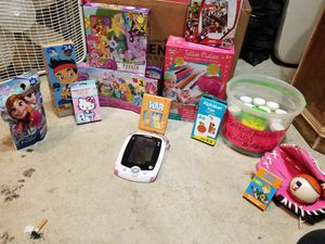 Kids activity and toy lot for Sale in Raymore, MO