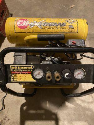 4 gal compressor for Sale in Wheat Ridge, CO