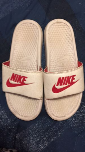Nike slides for Sale in Archdale, NC