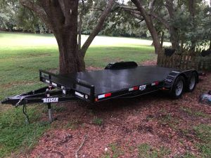 2018 Reiser Car Trailer for Sale in Orlando, FL