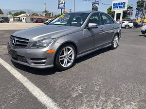 2013 Mercedes-Benz C-Class for Sale in East Los Angeles, CA
