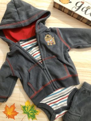 NWOT Newborn 3PC Dog Outfit for Sale in Gresham, OR