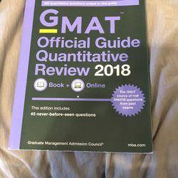 GMAT Quantitative Review for Sale in Atlanta,  GA