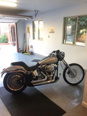 2005 Harley Davidson softail Deuce EFI for Sale in Pomona, CA
