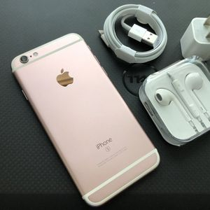iPhone 6S, 16GB - just like new, factory unlocked, clean IMEI, clear iCloud for Sale in Alexandria, VA