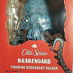 Old Spice Krakengard Deodorant Holder for Sale in Queen Creek, AZ