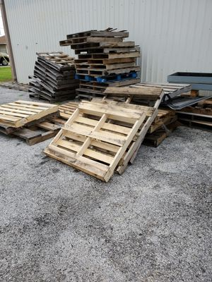 Free Pallets for Sale in Haines City, FL