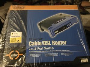 Linksys Router for Sale in Wichita, KS