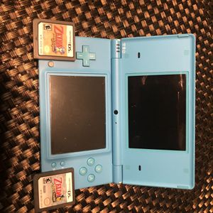 Nintendo DS And 4 Games for Sale in Irvine, CA