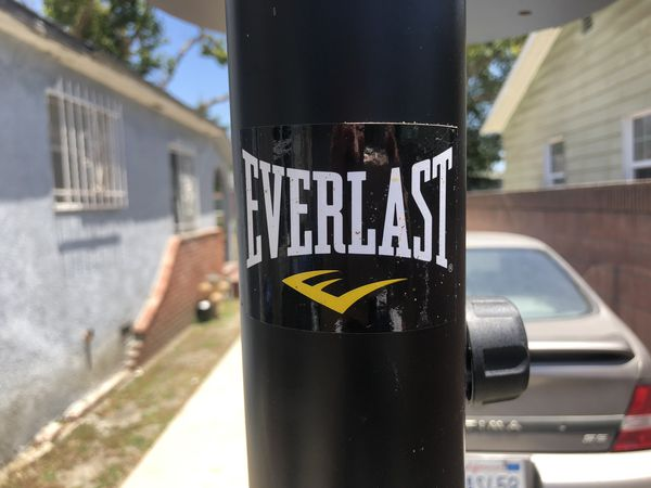 Everlast Power Core Dual Bag and Stand