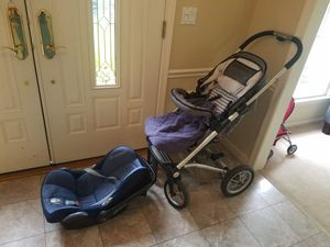 Stroller and Baby seat for Sale in Rockville, MD