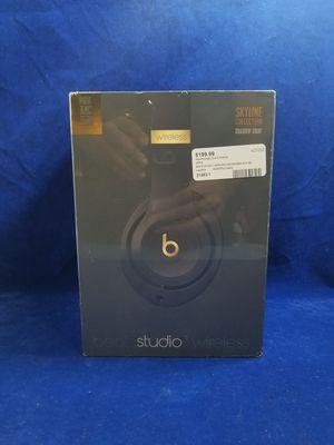 NIB | Apple Beats Studio 3 Skyline Collection Shadow Gray Wireless Bluetooth Headphones (Model: MQUF2LL/A) for Sale in Marietta, GA