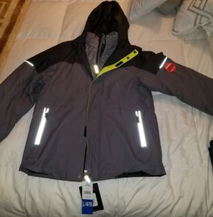 Boys Rain Jacket- Brand new w/tags- Size Large [14/16] for Sale in Redlands, CA