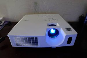 Hitachi HDMI tv movie projector for ps3 ps4 Xbox one Chromecast and macbook for Sale in San Diego, CA