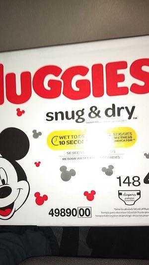 Huggies Snug and Dry for Sale in Tacoma, WA
