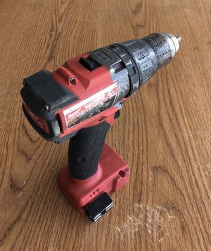 """Milwaukee 2704-20 M18 1/2"""" Compact Hammer Drill / Driver (Ref.64) for Sale in Superior Charter Township, MI"""