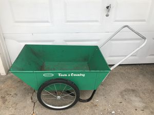 Radio Flyer Garden Cart for Sale in Irondequoit, NY