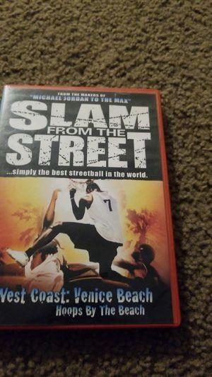 Slam from the street movie for Sale in Orange, CA