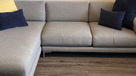CB2 Chaise Sofa for Sale in Austin,  TX