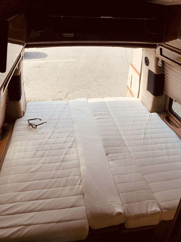 Vanlife camper van class b