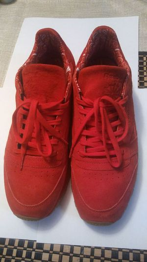 Reebok Classic Red/Gum Sole, size 11 for Sale in West Palm Beach, FL