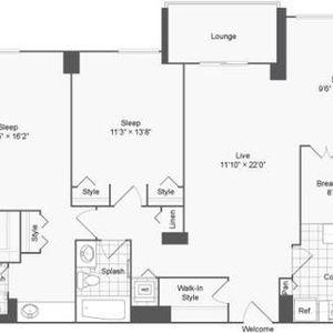 Arrive2801 Apartment for Sale in Alexandria, VA