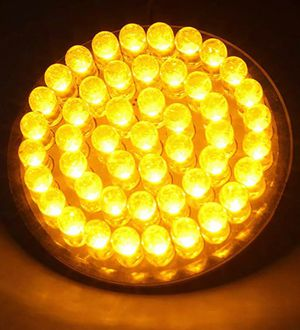 """2""""Amber 1156 Inserts LED Turn Signal Light For Harley Davidson for Sale in Santa Ana, CA"""