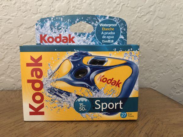 Kodak Sport Waterproof Camera $8