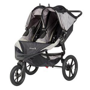 Baby Jogger Summit X3 Double Jogging Stroller (Black/Grey) - Never Used (still in original box) for Sale in Marietta, GA