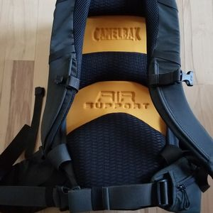 CAMELBAK fourtneer 20 Hydration pack Charcoal (water Bladder Missing Never Used BRAND NEW) for Sale in Tacoma, WA
