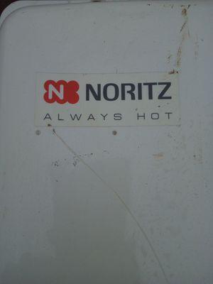 N Noritz always Hot! Tankless water heater for Sale in Von Ormy, TX