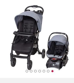 Car seat with stroller for Sale in Glen Burnie, MD