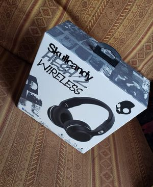 Skullcandy Hesh 2 wireless Bluetooth headphones for Sale in Houston, TX