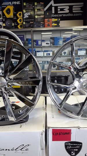 "26"" CHROME WHEELS for Sale in Las Vegas, NV"