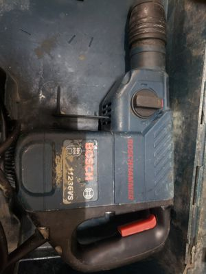 Bosch hammer drill for Sale in Anaheim, CA