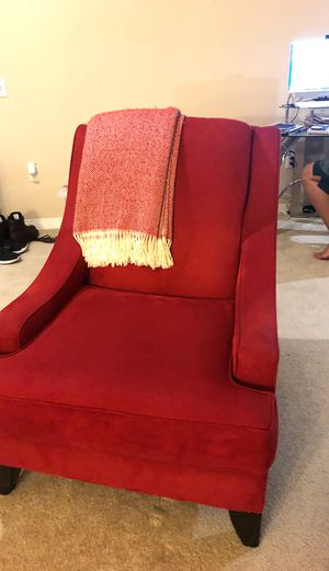 Red Santa chair for Sale in Los Angeles, CA