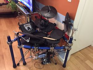Electrical Drum Set moving sale for Sale in New York, NY