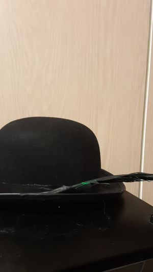 Dress up bowler hat for Sale in Hauser, ID