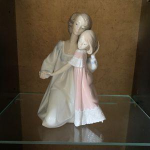 Lladro Retired Goodnight #5449 Mother & Daughter Mint for Sale in Boynton Beach, FL