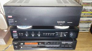 Vintage adcom amplifier & preamp for Sale in Orange, CA