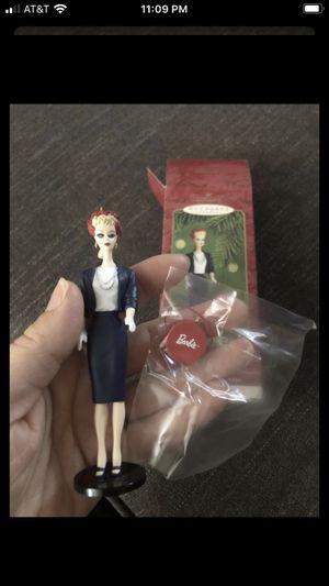 Hallmark Barbie ornament for Sale in San Leandro, CA